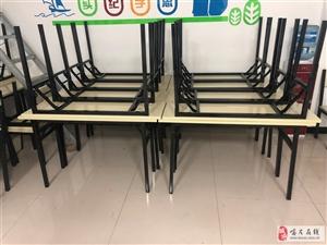 出售桌椅,50一张,九成新