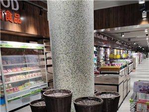 超市,货架