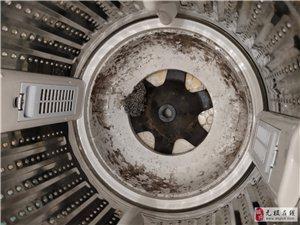 无极洗衣机拆洗