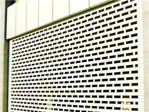 沂水县,卷帘门,肯德基门,钢结构搭棚
