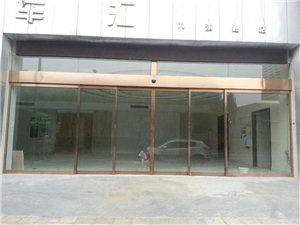 沂水肯德基门,玻璃门,安装维修电话