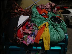 高價上門回收舊衣服.舊鞋子.舊包包.