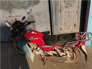闲置摩托车出售