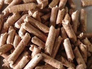 木颗粒燃料