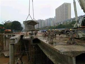 鄭州地鐵切割支撐梁管片擋土墻切割
