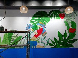 宿州晨希壁画、墙画、彩绘工作室
