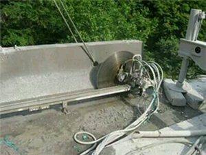 郑州专业拆除混凝土切割公司