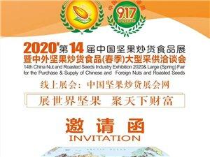 2020中国坚果炒货食品展览会