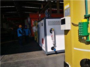 銷售安裝各種型號燃氣鍋爐、蒸汽發生器