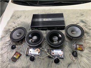 南康專業汽車音響改裝 雪佛蘭邁瑞寶汽車音響升級