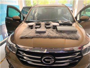 南康車樂匯專業汽車音響改裝傳奇GS4丹拿音響改裝