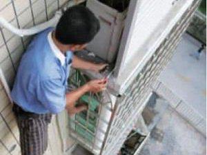 郑州市管城区二七区空调移机维修拆装空调电话