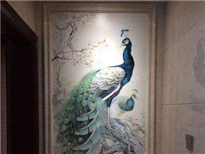 墙绘墙画——专业墙体彩绘壁画手绘