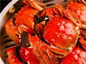 武昌湖鲜活大闸蟹清水螃蟹2.5两-4两公母搭配6只装