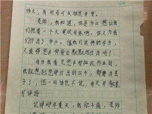 """2019""""外国语杯""""杞县学生作文大赛-030陈钢"""