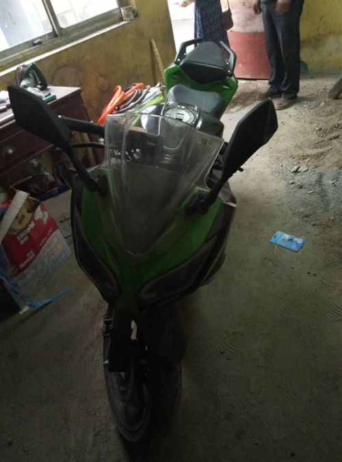 闲置江苏宝雕摩托车,18年三月份入手,就骑过几次,手续齐全