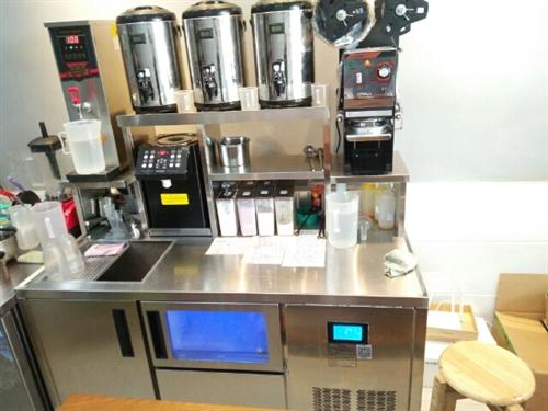低价转让奶茶设备