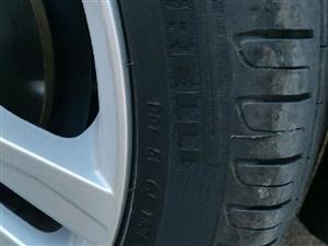 倍耐力225/45/17�胎�e置下��,特�r出售,18年10周的,�缀�0磨�p