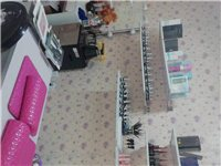 出售美甲桌椅,甲油胶 ,冷热喷雾蒸脸美容仪,LED美容灯,纹绣色料,八成新,(备注:原来因上一休息三...