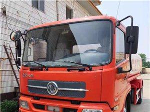 东风天锦十二吨洒水车