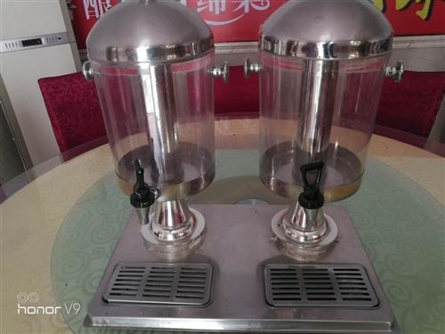 自助飲料設備,單個8L,九成新