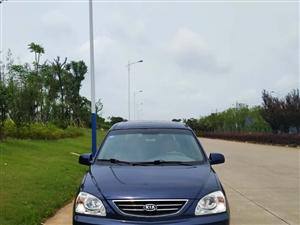 進口起亞佳樂7座商務車低價出售