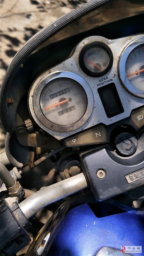低价威尼斯人注册钱江125摩托一辆!价格面议