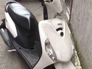 因本人不在龍南發展,現出售一輛雅迪小摩托,車況良好,僅行駛3900公里,龍南同城自提,可小刀