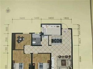 中心位置准现房业主管过户首付23万左右