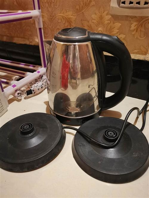 快热水壶,三个,每个30元,其中有一个是在保温功能