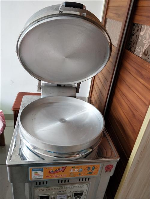 烤饼机出出售,新机买来没用过,加深锅5公分深、有需要的联系。