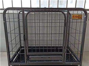 出售狗笼,九成新