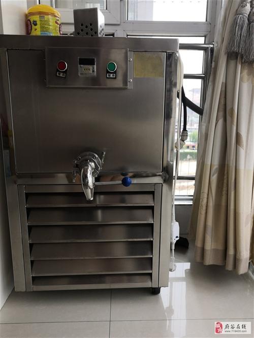 巴氏牛奶杀菌机,2015年购买,用了不到半年,开鲜奶吧、酸奶店的伙伴们便宜买走用吧!一次杀菌五十斤牛...