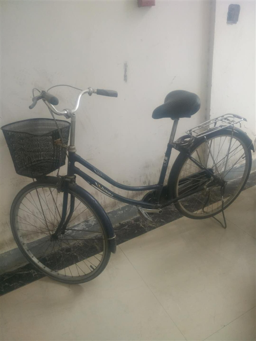 八九成新自行车