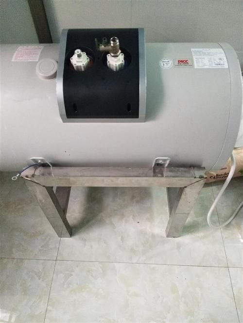 本科智能80L電熱水器,最高溫度可達80度,帶儲水保溫功能,九成新,原價2800,現價1500元處理...