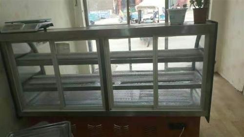 保鲜冷藏展示柜 九成新一米八长用了几个月 现出手有需要的请联系