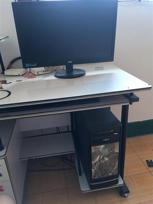 个人台式电脑买了没用过 放家里占地 现在便宜卖了 一口价500 非诚勿扰