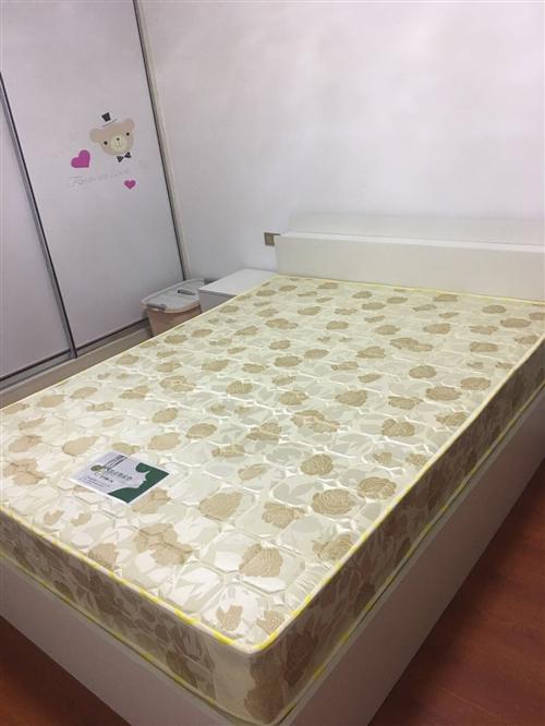 全新1米5的床墊20公分  低價轉!   剛買的感覺跟床不搭配,床墊有點高了低價出售