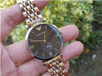阿玛尼手表 型号 AR1676 机芯 石英机芯 表镜材质 矿物强化玻璃镜面 表带材质 精钢 ...