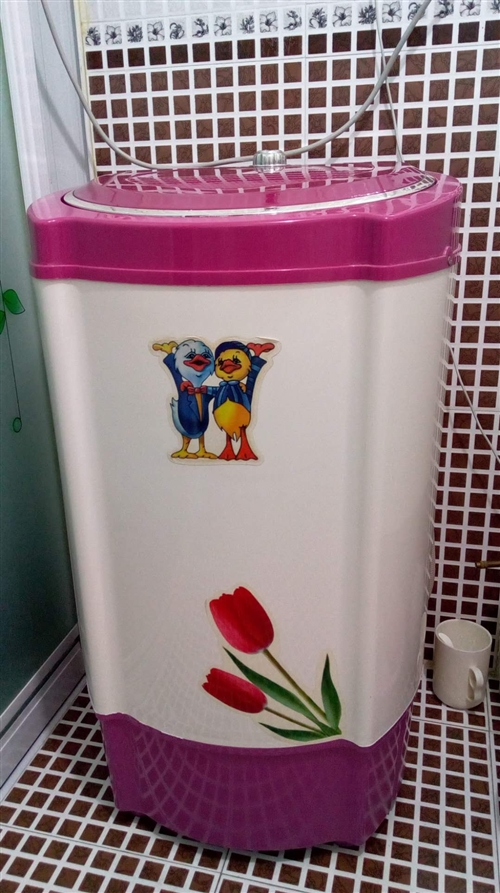 8成新小鸭甩干桶和95成新小鸭洗脱两用小洗衣机,无故障没修过,功能正常,结实耐用,因家里重新装修,现...