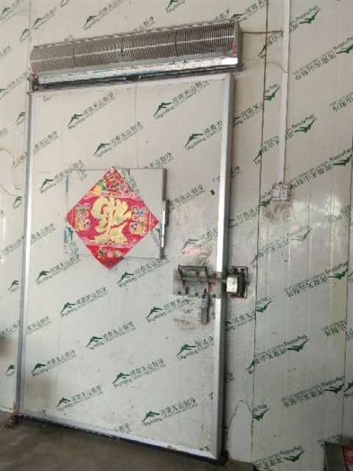 速冻冷库 可以存放30吨冷冻货物 9层新 苏泽儿压缩机30匹冷冻效果很好