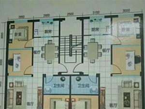 银星景苑3室 2厅 1卫42万元