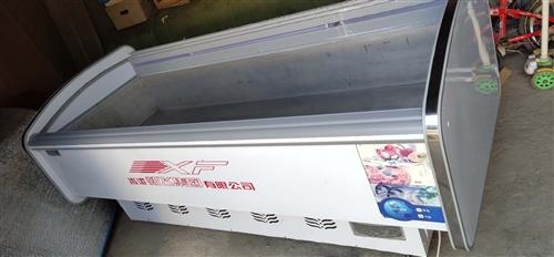 9成新纯铜管保鲜柜出售。买时新的,用了一季夏季,冷藏冷冻均可,带不锈钢托盘