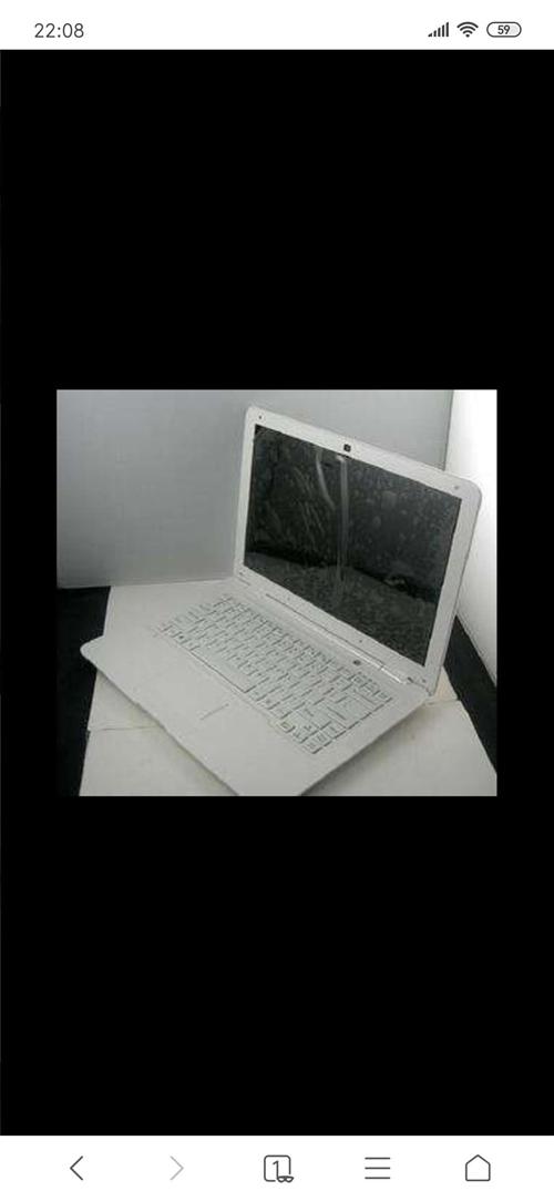 笔记本电脑上网本,13.3高清屏幕。4'g内存,上网用,轻度办公可以。因为买了台式机。闲置了。win...