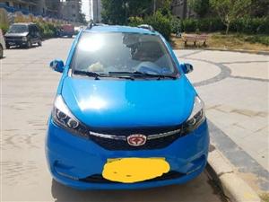 因换新车,现有纯电动汽车出售,刚买一年多,车保险到明年4月,充满电续航110公里,有倒车影像,蓝牙,...