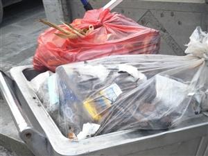 百福司镇那垃圾半个月没有处理。