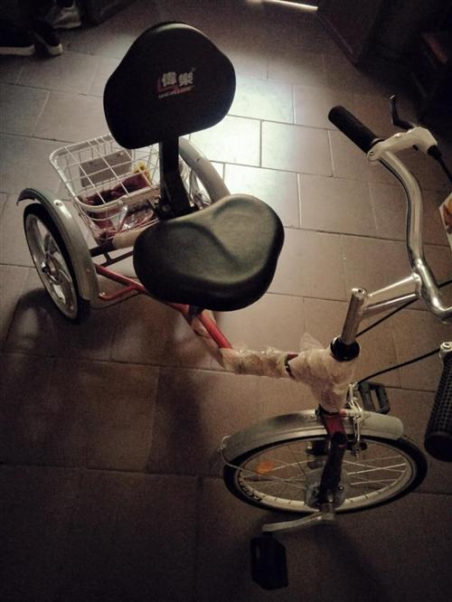老年健身代步三轮车ǖв,免充气轮胎社夬ш,全新℡,试骑过孩子太小不能骑行ベь伍),现转让ㄤě甴の〦,价格面议は℅Ⅶ。