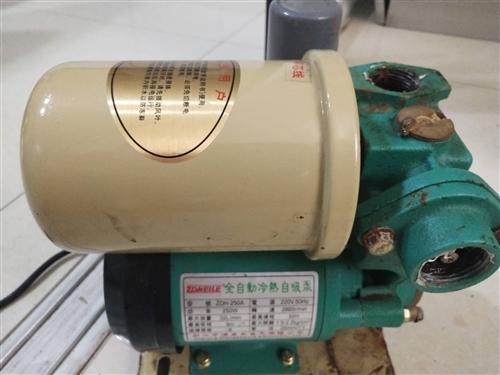 吸水泵:用的時間不長,幾乎就是新的!