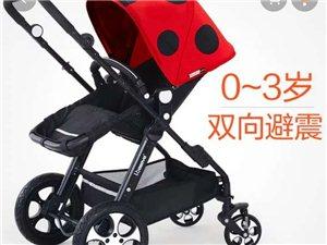 品牌爱贝丽婴儿车,好用,舒适!各各关节全能拆卸,包括轮胎!现在宝宝用不到了,九成新!谁买也不会后悔的...