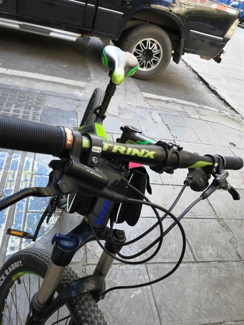 八成新单车,2400买入,车程不超过40公里,没骑过几次,闲置在家,感兴趣可以了解一下。支持自提。可...